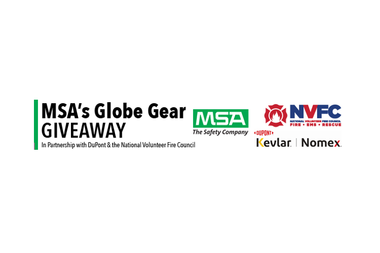 FL, IL Fire Departments Named Recipients in MSA's and DuPont's 2020 Globe Gear Giveaway