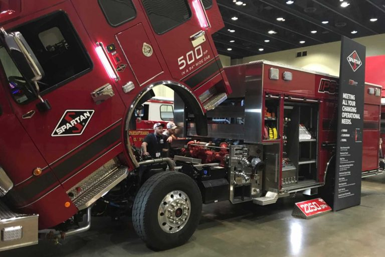 Spartan Emergency Response® Focuses on Florida Sales with REV Technical Center