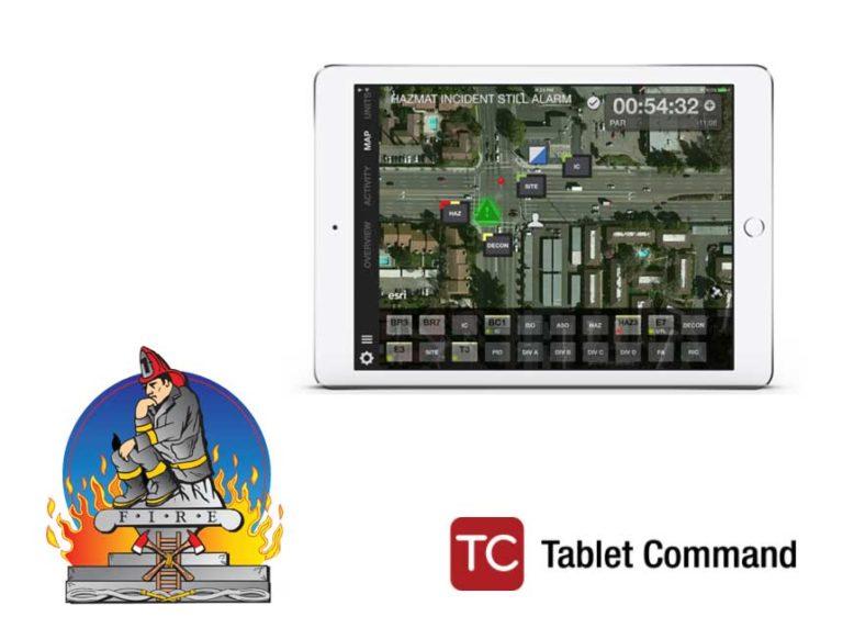 Tablet Command, TrainFirefighters.com Partner to Provide Comprehensive Incident Command Platform