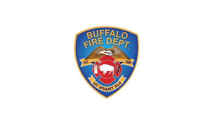 Mayday at Buffalo House Fire